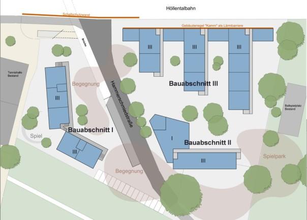 Gesamtplan Hammerschmiedstraße neu beschriftet
