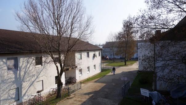 Flüchtlingsunterkunft Hammerschmiedstraße 2