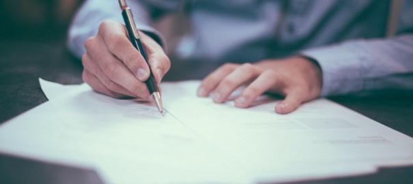 Briefkastenentleerung Brief
