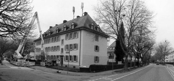 Mobilfunkantennen Oberau Freiburg