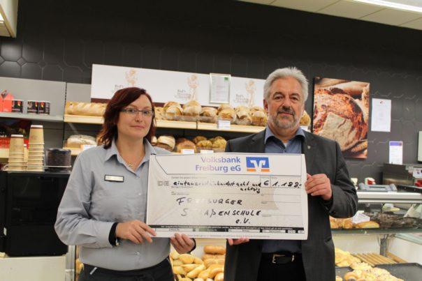 Spendenübergabe_Ruf Holzofenbäckerei