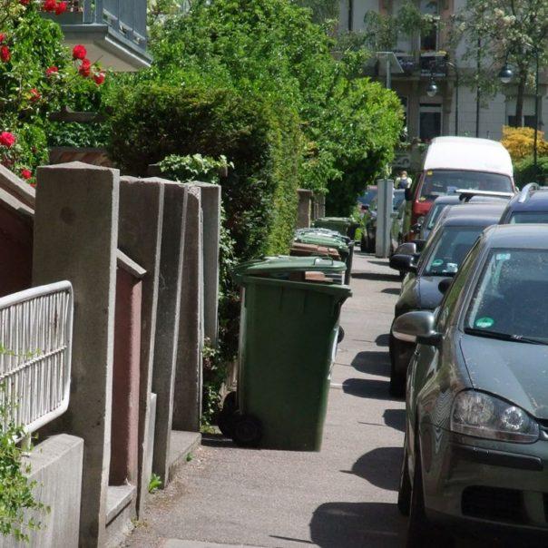 Freiburg ist 2016 eine von acht Kommunen die beim Fußverkehrs-Check vertreten sind.