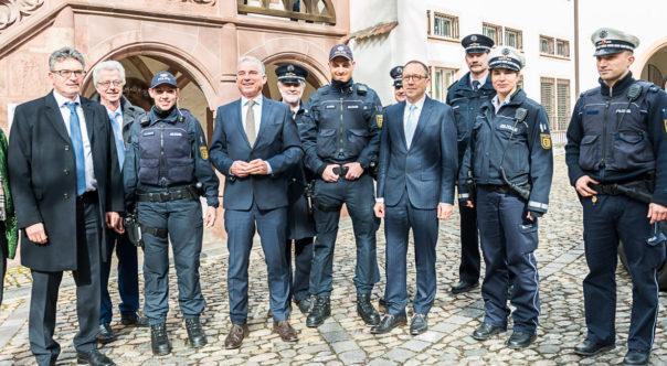 Besiegelte Partnerschaft für Sicherheit | Foto: Polizeipräsidium Freiburg